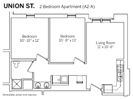 room floor plans iu rps union street center