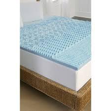 Full Size Memory Foam Topper Bed Toppers Full 3 Inch Cool Gel Memory Foam Mattress Topper Pad