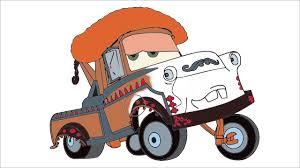 disney cars coloring 3 mater hands coloring book