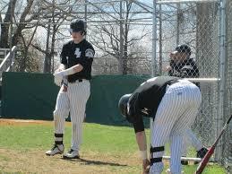 bentley college baseball baseball