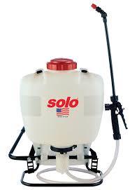 amazon com solo 425 4 gallon professional piston backpack