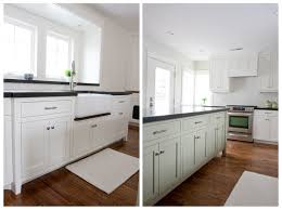 before after kitchen cabinets the granite gurus before u0026 after kitchen with honed absolute