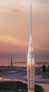 Burj Khalifa Dubai Creek Harbour U0027s Tower Will Be Taller Than Burj Khalifa