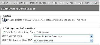active directory connector in cisco uc u2013 global knowledge
