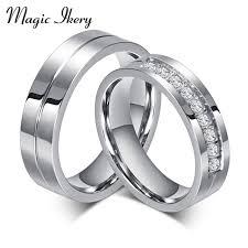 wedding rings couple images Magic ikery korean couple unique couple ring wedding rings for jpg