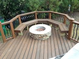 fire pits modern round outdoor fire pit deck protect pad uk