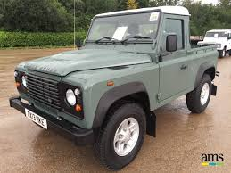 2013 land rover defender 90 pickup reg no dx13 hke keswick