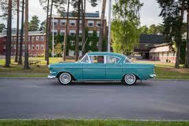 vintage opel car opel kapitän