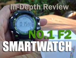 no 1 f2 smartwatch in depth review smartwatch specifications