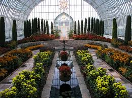 sunken garden como park zoo and conservatory como park zoo and
