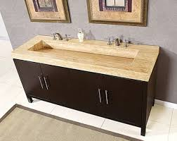 60 Inch Vanity Top Single Sink 60 Inch Vanities Bathroom Bath The Home Depot Throughout Vanity