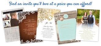 Reception Only Invitations How To Word Your Reception Only Invitations Ann U0027s Bridal Bargains