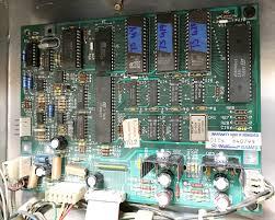 pinball repair bally 6803 pinball games 1985 1989