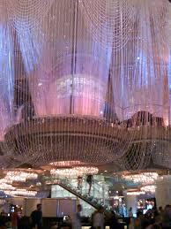 Chandelier Las Vegas Cosmopolitan Incredible Chandelier Las Vegas Home Lighting Ideas Good Looking