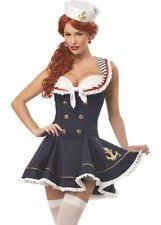 sailor women u0027s fancy dress ebay