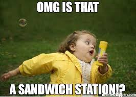 Make Me A Sammich Meme - 13 sandwich memes for national sandwich day that will leave you