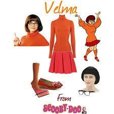 Velma Costume Diy Velma Halloween Costume Polyvore