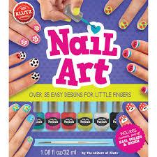klutz nail art scholastic toys