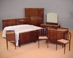 Art Deco Bedroom by Art Deco Bedroom Suite C 1930 Antiques Atlas