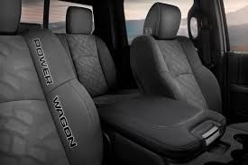 mitsubishi adventure 2017 interior seats 2017 ram 2500 is ready for adventure with power wagon 4x4 off