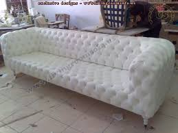 Chesterfield White Leather Sofa White Leather Design Ideas Exclusive Design Ideas