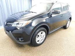 2014 Used Toyota Rav4 Awd 4dr Le At North Coast Auto Mall Serving