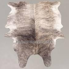 beige gray brindle cowhide rug www cowhidesinternational com
