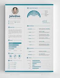 free graphic resume templates 28 minimal creative resume