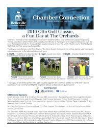 june 2016 monthly chamber connection newsletter by the greater