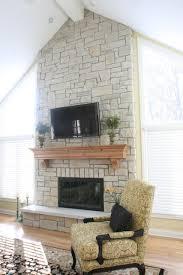 stone fireplaceallith archesstone colorsstoneallpaper mantel ideas