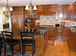 Kitchens With Different Colored Islands by Granite Countertop Colors Hgtv