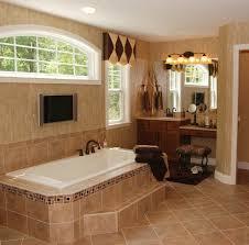 penny tile bathroom floor bathroom contemporary with glass wall