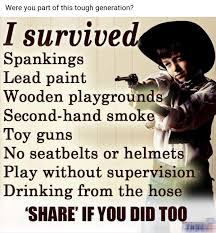 Spanking Meme - debunking the we survived it memes verily i say unto thee