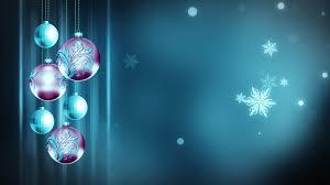 blue ornaments 4k motion background loop free hd