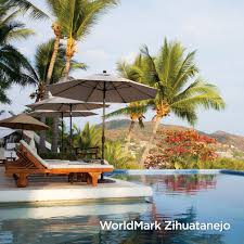 catch some rays poolside at worldmark zihuatanejo in mx wyndham