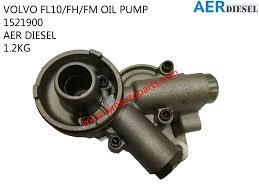 volvo truck auto parts volvo fl10 fh fm oil pump 1521900 ajm auto continental corp sdn