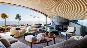 home interior design u2014 segel house malibu ca usa john lautner