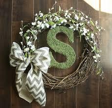 67 best chic wreath images on pinterest grapevine wreath burlap