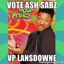 Bel Air Meme - vote ash sabz vp lansdowne fresh prince of bel air meme generator