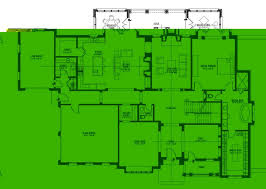 architectures house plans open floor plan one one level