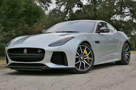 2017 jaguar f type svr test drive review autonation drive