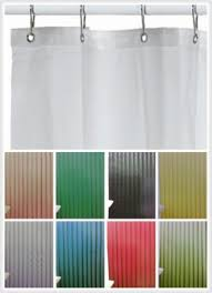 Extra Long Clear Shower Curtain Extra Long Shower Curtain Liner Foter