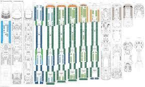 msc preziosa deck plans diagrams pictures video