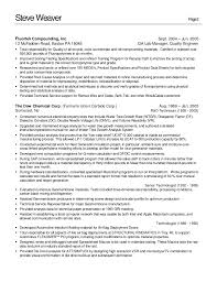 Logistic Coordinator Resume Sample by Steve Weaver Resume