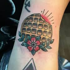 tattoo my photo up to down eggo tattoo in the ditch from my stranger things flash sheet thank