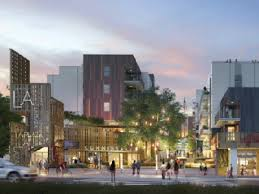 355 square feet high street residential breaks ground on mixed use development in
