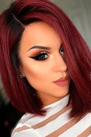 chin cut hairbob with cut in ends best 25 short red hair ideas on pinterest red hair pixie cut