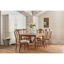 Dining Room Table Leaf Leaf Carved Dining Table By Magnolia Home By Joanna Gaines Wolf