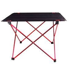 Portable Folding Picnic Table New Aluminium Alloy Portable Folding Table Foldable Picnic Table