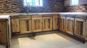 kitchen cabinets from pallet wood diy wood pallet kitchen cabinets pallet wood projects